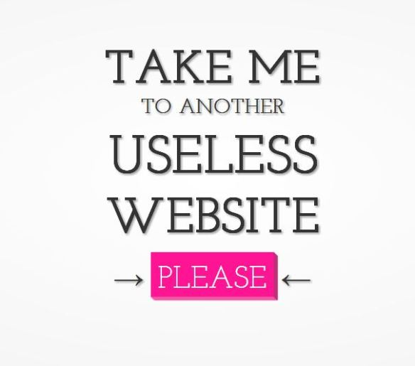 useless-website